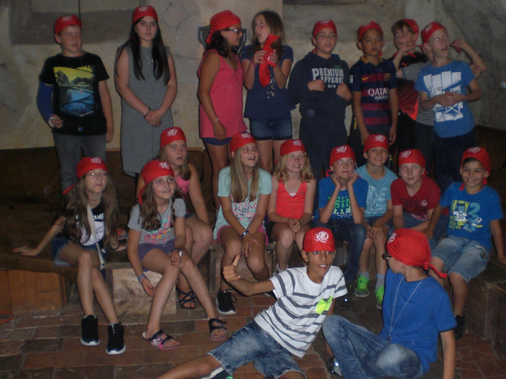 klasse 4 piraten